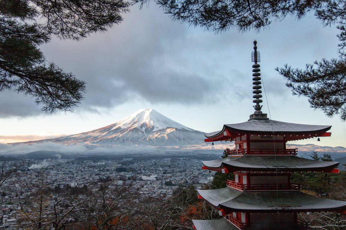 An American Adventure in Japanese Schools