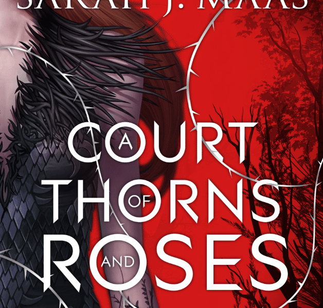Girlspring book review, a court of thorn and roses