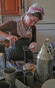 apprentice in the tin shop