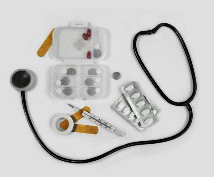 Medical Supplies by Julia Zyablova