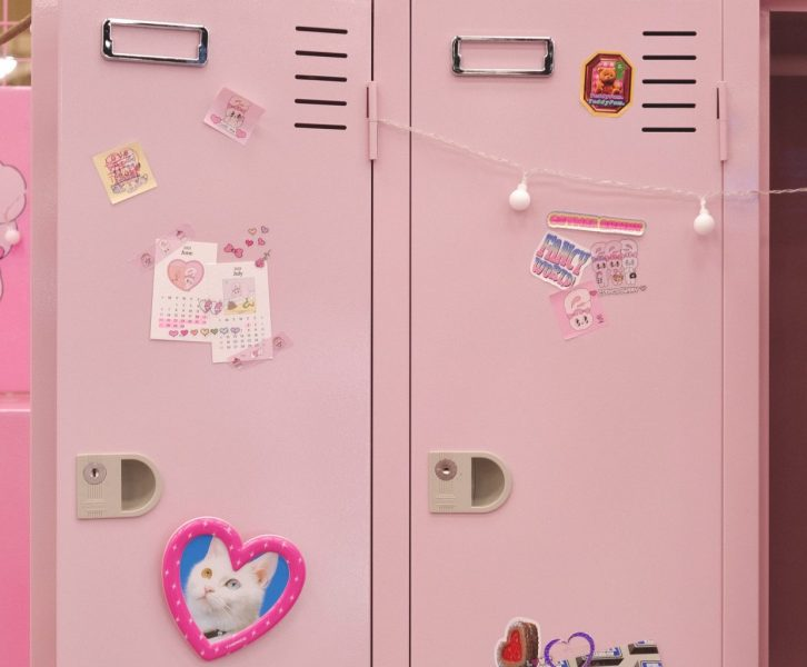 How to Have a Fun and Functional Locker